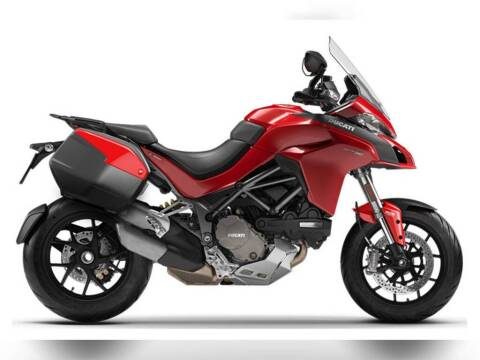 2020 Ducati Multistrada 1260 Sport Touring for sale at Peninsula Motor Vehicle Group in Oakville Ontario NY