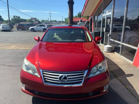 2011 Lexus ES 350 for sale at Car Connection in Little Rock AR