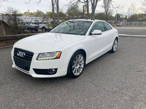 2011 Audi A5 for sale at ANDONI AUTO SALES in Worcester MA