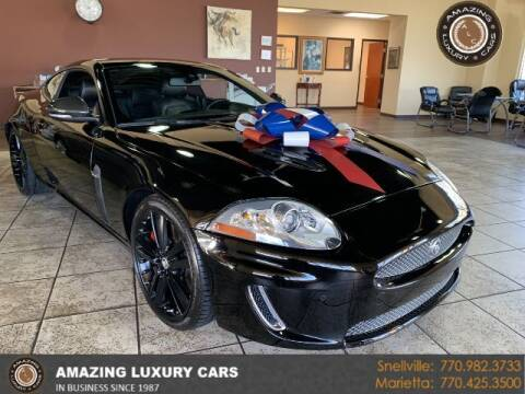 2010 Jaguar XK for sale at Amazing Luxury Cars in Snellville GA