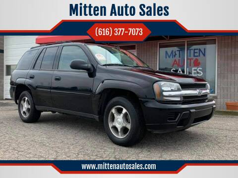 2007 Chevrolet TrailBlazer for sale at Mitten Auto Sales in Holland MI