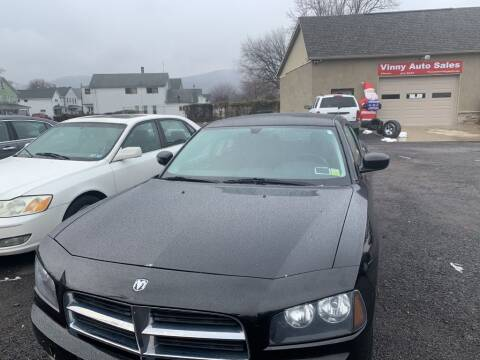2010 Dodge Charger for sale at VINNY AUTO SALE in Duryea PA