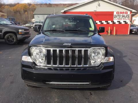 2011 Jeep Liberty for sale at GMG AUTO SALES in Scranton PA