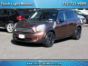 2013 MINI Countryman for sale at Torch Light Motors in Parlin NJ
