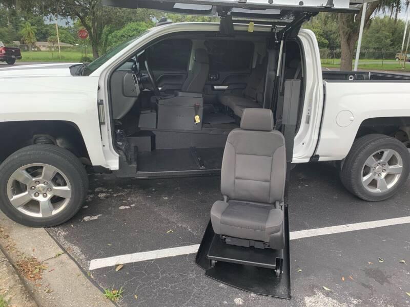 2016 Chevrolet Silverado 1500 for sale at Diversified Auto Sales of Orlando, Inc. in Orlando FL