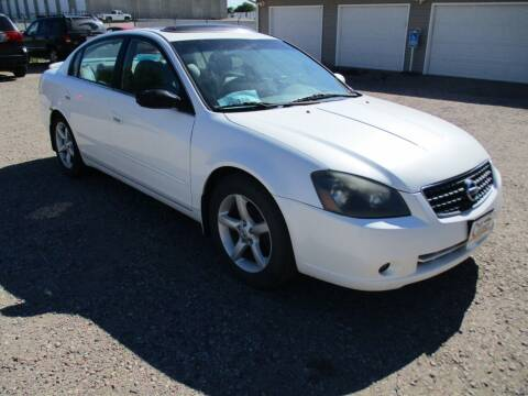 2005 Nissan Altima for sale at Car Corner in Sioux Falls SD