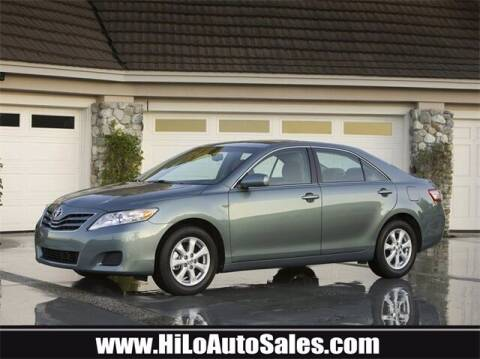 2011 Toyota Camry for sale at Hi-Lo Auto Sales in Frederick MD
