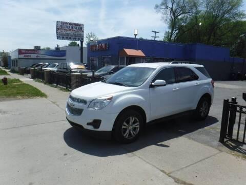 2013 Chevrolet Equinox for sale at City Motors Auto Sale LLC in Redford MI