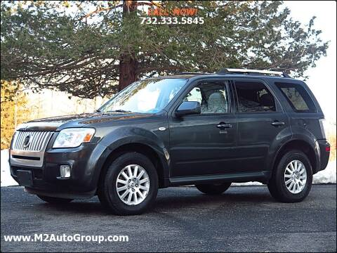 2009 Mercury Mariner for sale at M2 Auto Group Llc. EAST BRUNSWICK in East Brunswick NJ