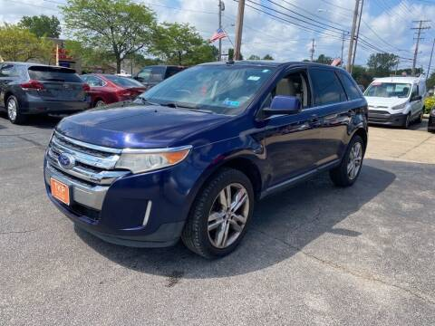 2011 Ford Edge for sale at TKP Auto Sales in Eastlake OH