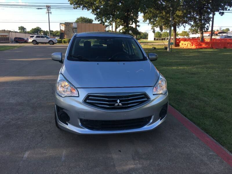 2017 Mitsubishi Mirage G4 for sale at RP AUTO SALES & LEASING in Arlington TX