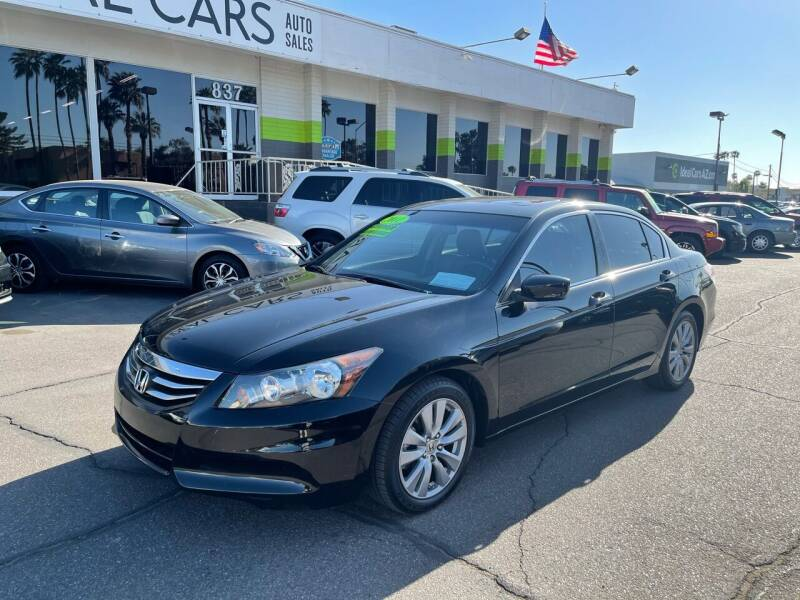 2011 Honda Accord for sale at Ideal Cars Broadway in Mesa AZ