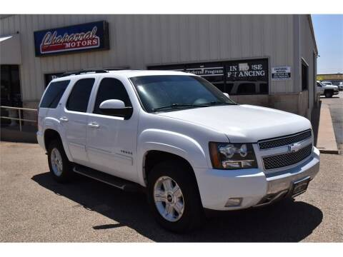 2011 Chevrolet Tahoe for sale at Chaparral Motors in Lubbock TX