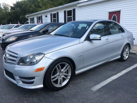 2012 Mercedes-Benz C-Class for sale at NextGen Motors Inc in Mt. Juliet TN