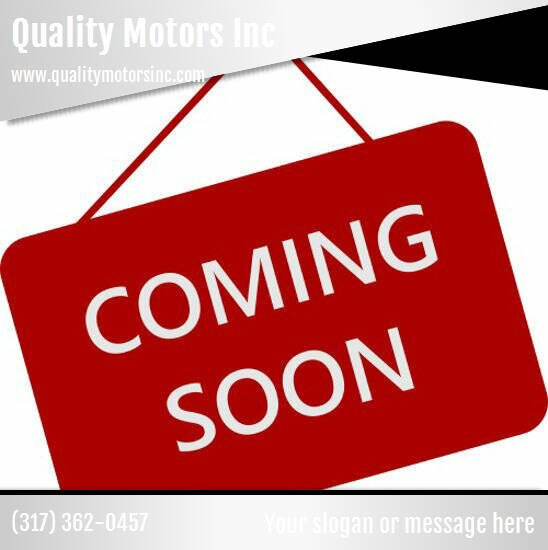 2006 Mitsubishi Eclipse for sale at Quality Motors Inc in Indianapolis IN