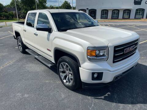 2015 GMC Sierra 1500 for sale at H & B Auto in Fayetteville AR
