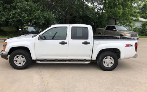 2005 Chevrolet Colorado for sale at 6th Street Auto Sales in Marshalltown IA