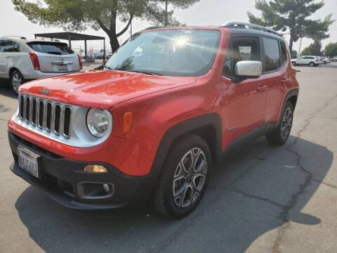 2017 Jeep Renegade for sale at Matador Motors in Sacramento CA