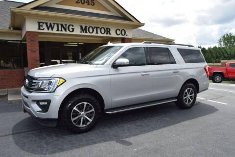 2018 Ford Expedition MAX for sale at Ewing Motor Company in Buford GA
