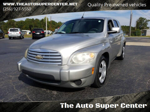 2008 Chevrolet HHR for sale at The Auto Super Center in Centre AL