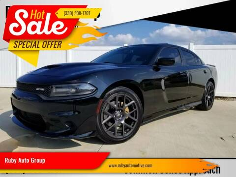 2017 Dodge Charger for sale at Ruby Auto Group in Hudson OH