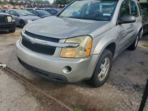 2008 Chevrolet Equinox for sale at C.J. AUTO SALES llc. in San Antonio TX