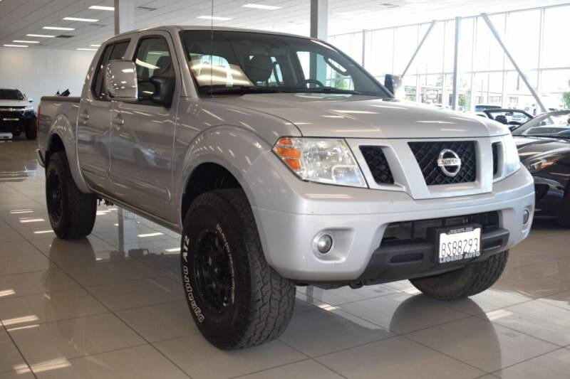 2011 Nissan Frontier for sale at Legend Auto in Sacramento CA