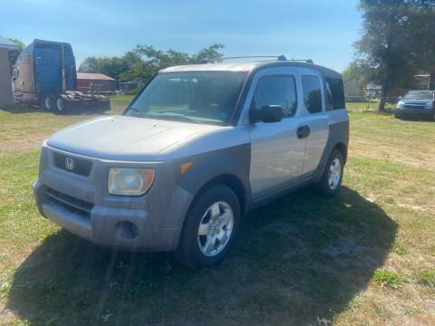 2003 Honda Element for sale at US5 Auto Sales in Shippensburg PA
