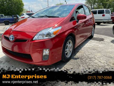 2011 Toyota Prius for sale at NJ Enterprises in Indianapolis IN