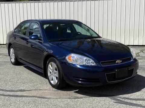 2011 Chevrolet Impala for sale at Miller Auto Sales in Saint Louis MI