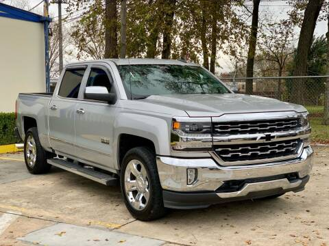2018 Chevrolet Silverado 1500 for sale at USA Car Sales in Houston TX