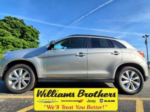 2015 Mitsubishi Outlander Sport for sale at Williams Brothers - Pre-Owned Monroe in Monroe MI