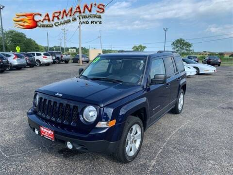 2013 Jeep Patriot for sale at Carmans Used Cars & Trucks in Jackson OH