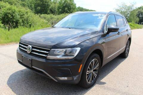 2018 Volkswagen Tiguan for sale at Imotobank in Walpole MA