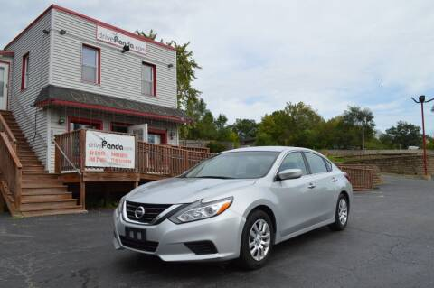 2017 Nissan Altima for sale at DrivePanda.com Joliet in Joliet IL