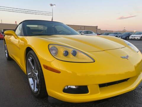 2007 Chevrolet Corvette for sale at VIP Auto Sales & Service in Franklin OH