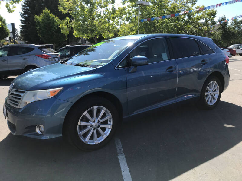 2009 Toyota Venza for sale at Autos Wholesale in Hayward CA