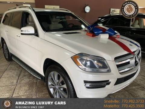 2014 Mercedes-Benz GL-Class for sale at Amazing Luxury Cars in Snellville GA