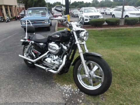 2014 Harley-Davidson Sportster for sale at TAPP MOTORS INC in Owensboro KY