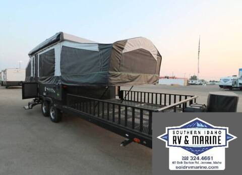 2021 Forest River ROCKWOOD 282TESP-W for sale at SOUTHERN IDAHO RV AND MARINE in Jerome ID
