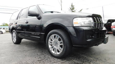 2011 Lincoln Navigator for sale at Action Automotive Service LLC in Hudson NY