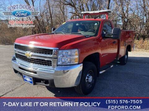 2008 Chevrolet Silverado 2500HD for sale at Fort Dodge Ford Lincoln Toyota in Fort Dodge IA