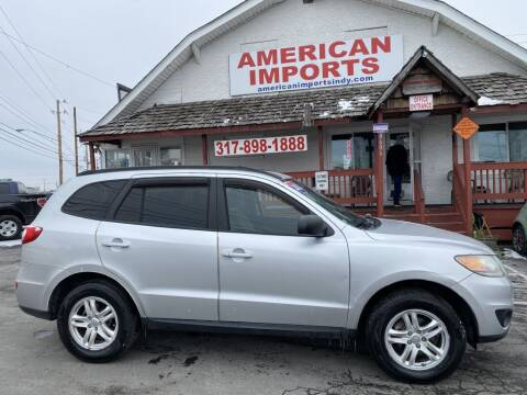 2012 Hyundai Santa Fe for sale at American Imports INC in Indianapolis IN