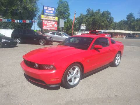 2010 Ford Mustang for sale at Right Choice Auto in Boise ID