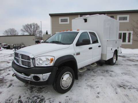2008 Dodge Ram Chassis 4500 for sale at NorthStar Truck Sales in St Cloud MN