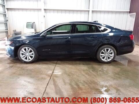 2016 Chevrolet Impala for sale at East Coast Auto Source Inc. in Bedford VA