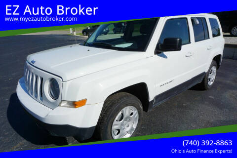 2017 Jeep Patriot for sale at EZ Auto Broker in Mount Vernon OH