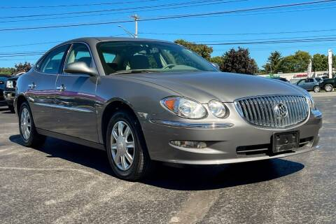 2008 Buick LaCrosse for sale at Knighton's Auto Services INC in Albany NY