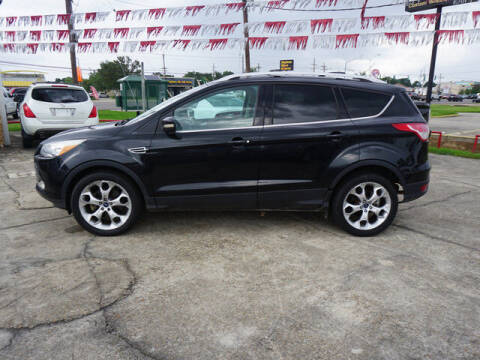 2013 Ford Escape for sale at BLUE RIBBON MOTORS in Baton Rouge LA
