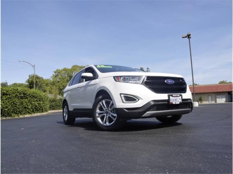2015 Ford Edge for sale at BAY AREA CAR SALES in San Jose CA